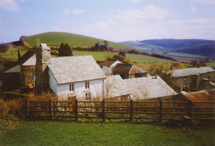 Hill Farm cob repair and house conversion